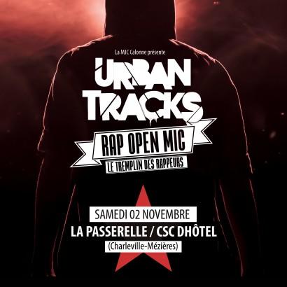 Urban Tracks - Rap Open Mic