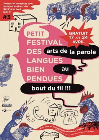 #3 Petit Festival des langues bien pendues !
