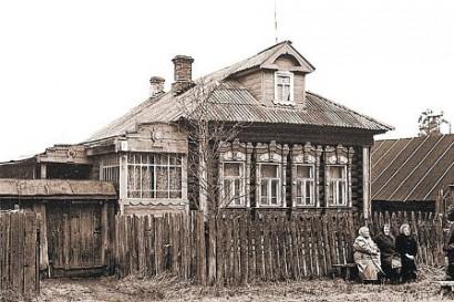 La maison de Matriona