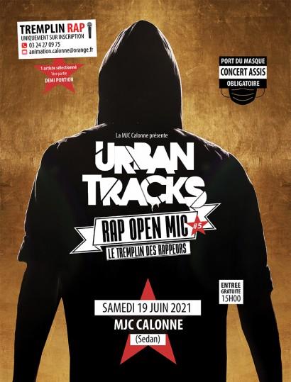 Urban Tracks - Rap Open Mic #5