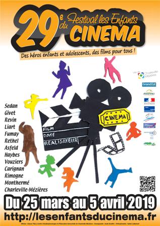 Festival Les Enfants du Cinéma - 29ème édition